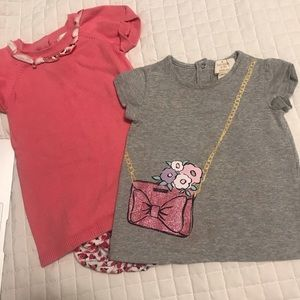 Kate Spade baby outfit combo